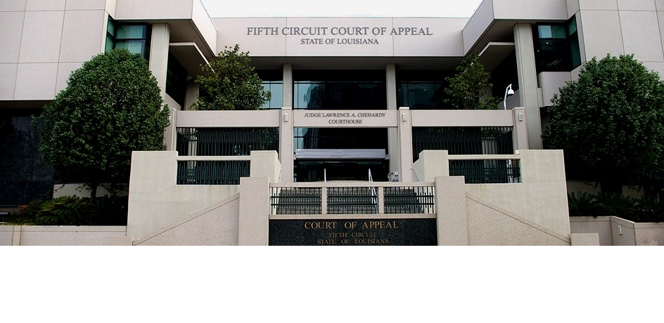 Jefferson parish court grenta, LA